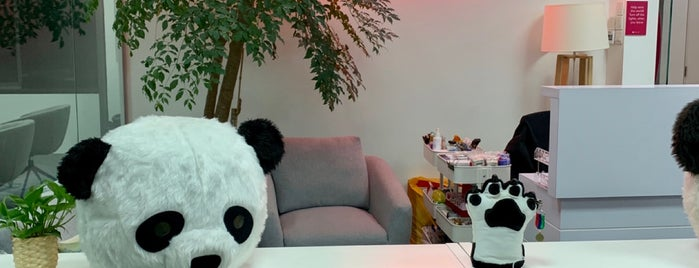 foodpandaSG Corporate Office is one of Singapore!.