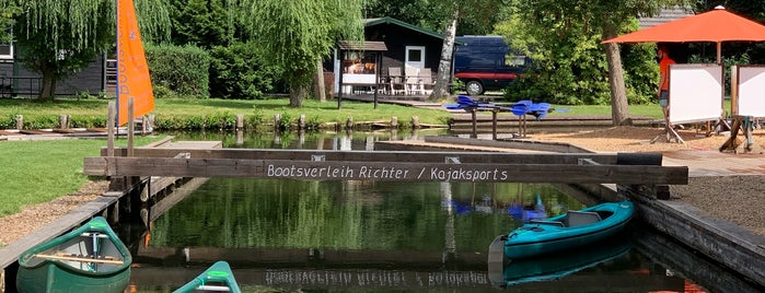 Bootsverleih Richter is one of Joud's Liked Places.