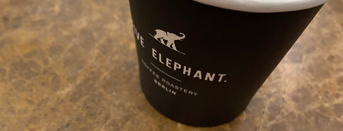 Five Elephant is one of To drink in CNW Europe.
