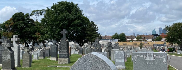 Calvary Cemetery is one of NYC Essentials.