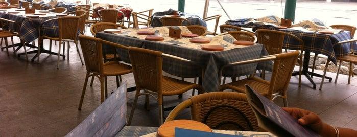 Ocean Basket La Croisette is one of สถานที่ที่ Eser Ozan ถูกใจ.