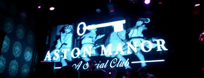 Aston Manor is one of Nightlife.