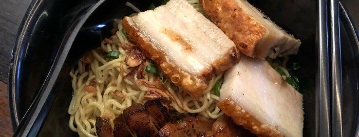 Wanton Seng's Noodle Bar is one of Ian : понравившиеся места.