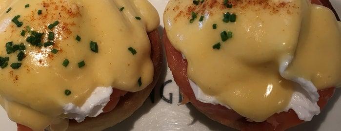 Bellanger is one of Breakfast/Brunch in London.