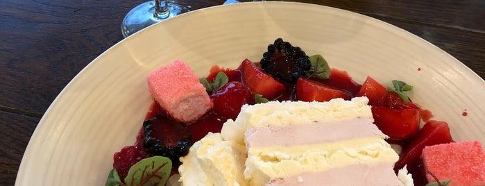 Brasserie Blanc is one of Luciana'nın Beğendiği Mekanlar.