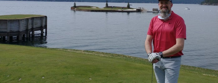 Coeur d'Alene Resort Golf Course is one of PNW Road Trip.