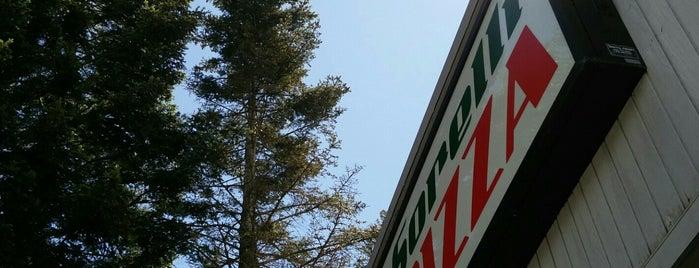 Sorelli Pizza is one of Tempat yang Disimpan honey 🌾.