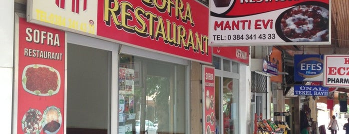 Sofra Restaurant is one of ÜRGÜP.