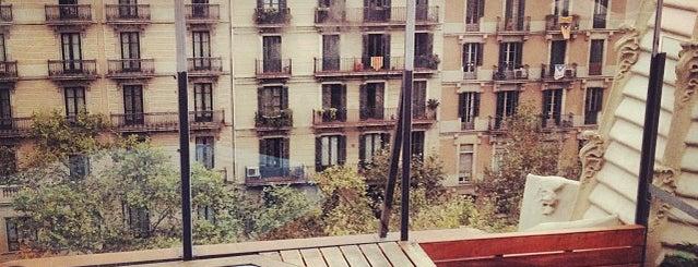 Urbany Hostel BCN GO! is one of Posti salvati di Esra.