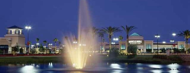 Waterford Lakes Town Center is one of Orlando City Badge - The City Beautiful.