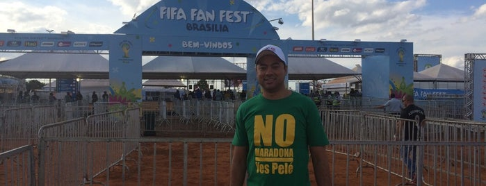 2014 FIFA World Cup Brazil - Vip Lounge is one of JRAさんの保存済みスポット.