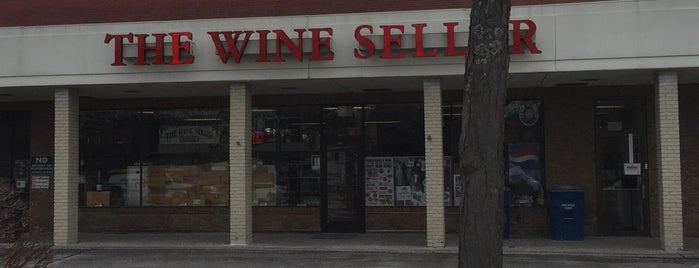 The Wine Seller is one of michigan.