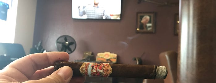Blue Torch Cigars & Winery is one of Tampa Eateries.