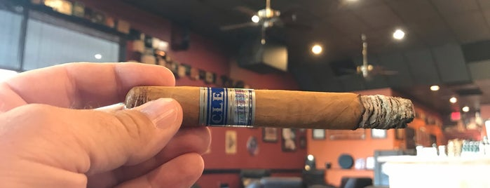 Cutter's Cigars is one of Cigar Friendly Tampa Bay.