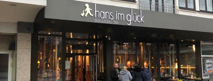 Hans im Glück - Burgergrill is one of Orte, die Marco gefallen.