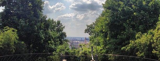 Parc de Belleville is one of Paris Places To Visit.