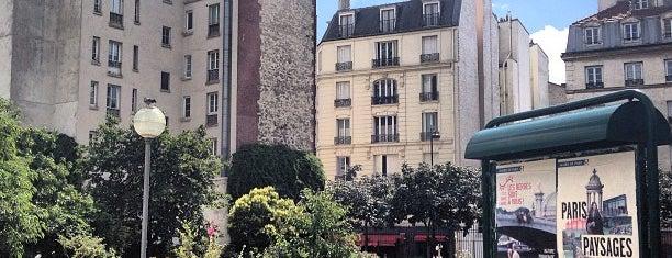 Jardin Villemin is one of Paris.