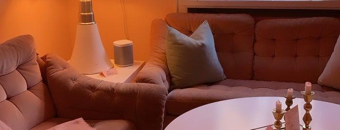 Kärleksgatan 3 is one of White Guide Café 2019-20.