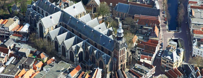 Sint Janskerk is one of Be happy in Holland.