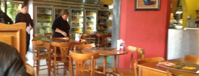 São Pedro Casa de Pães & Café is one of Alineさんのお気に入りスポット.