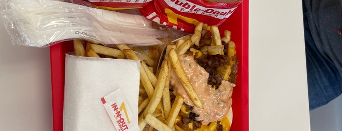 In-N-Out Burger is one of PHX — Select.