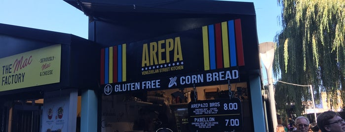 Arepa & Co. is one of Food.