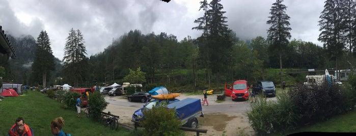 Camping Wildalpen is one of สถานที่ที่ Ralf ถูกใจ.