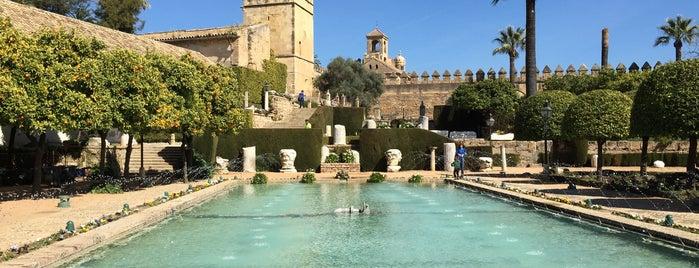 Alcázar de los Reyes Cristianos is one of Que visitar en Cordoba.