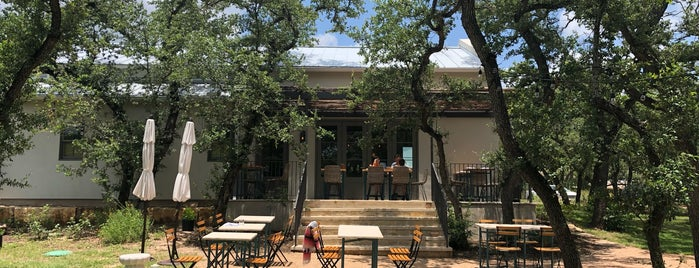 The Wayback Cafe & Cottages is one of To go - Austin.