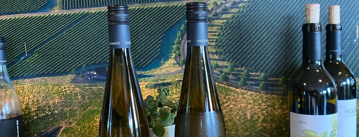 Figgins Wine Studio is one of Wineries.