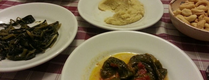 Osteria del Capitolo is one of slow cooking..