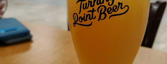 Turning Point Beer is one of Dallas/FW.