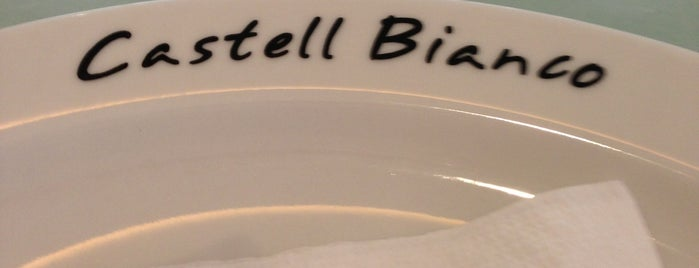 Castell Bianco is one of comidas cwb.