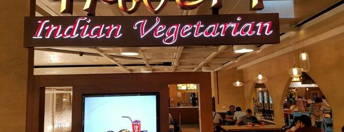 Kaveri Vegetarian Cuisine is one of Vegan and Vegetarian.