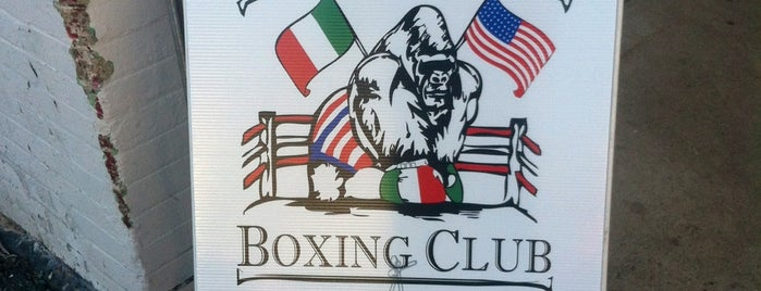 Nonantum Boxing Club is one of Ericaさんのお気に入りスポット.