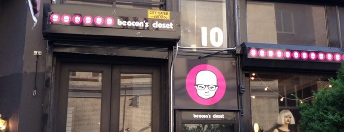 Beacon's Closet is one of NYC.