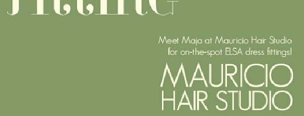 Mauricio Hair Studio Privato is one of NYC.