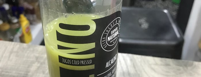 Jugos Cold Pressed is one of Df junio 2019.