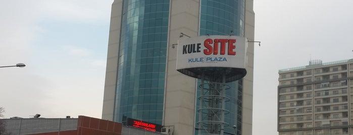Kule Site is one of Orte, die 🃏🃏 gefallen.