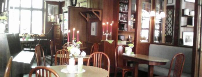 Cafe Rommel is one of Günther 님이 좋아한 장소.