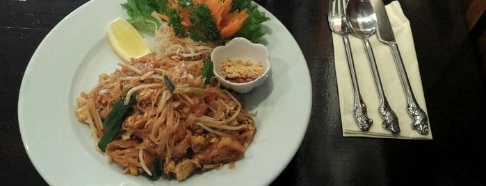 Mung Mee Thai Restaurant is one of A Lancastrian Food Trail......