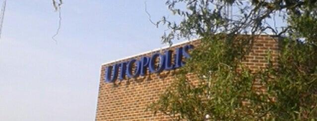 Utopolis is one of BBorremans : понравившиеся места.