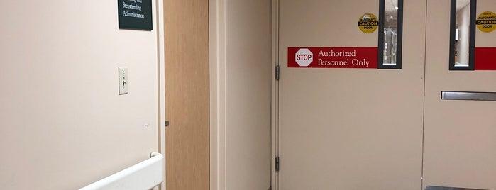 Good Samaritan Hospital is one of EUA - Oeste.