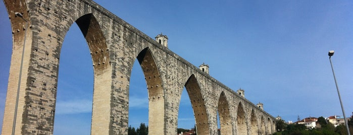 Aqueduto das Águas Livres is one of Lissabon🇵🇹.