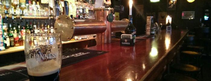 O'Reillys Irish Pub is one of Tempat yang Disimpan Cascina.
