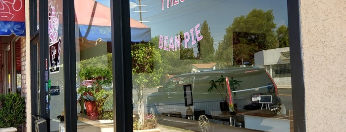 Daphne's Desserts is one of LA breakfast.