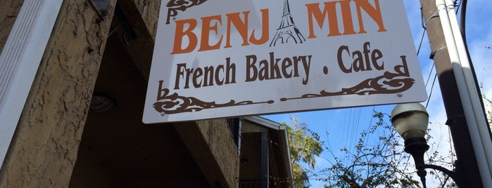 Benjamin's French Bakery Cafe is one of Orlando, FL.
