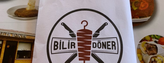 Bilir Döner is one of Oguz 님이 저장한 장소.