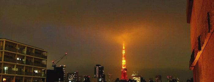 Roppongi Hills Mori Tower is one of tokio city.