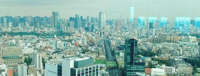 WeWork Shibuya Scramble Square is one of Orte, die Masahiro gefallen.